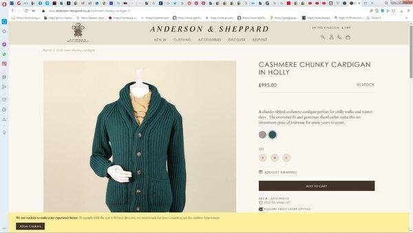 Anderson & Sheppard 12 ply shawl cardigan.jpg
