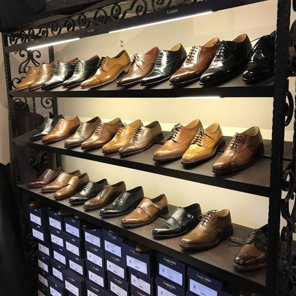 Manfred's shoe lounge - Loake shoes.jpg