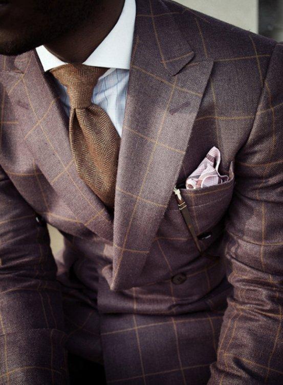 shades-of-brown-windowpane-suit-herringbone-tie-pocket-square.jpg