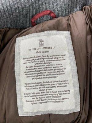 Brunello Cucinelli 12 ply goosedown cardigan 4.jpg