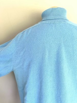 Lyly & scott light blue turtleneck 1960's.jpg