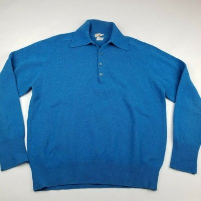 Alan Paine - made in England cashmere blue polo.jpg