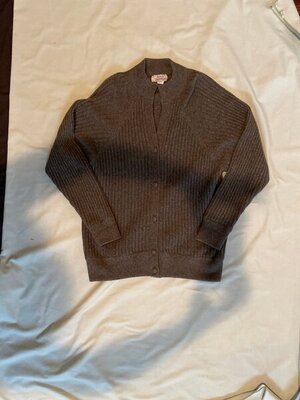 Ballantyne thick cashmere women's cardigan 1.jpg