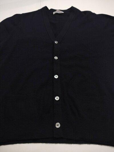 Ballantyne navy cashmere cardigan 1.jpg